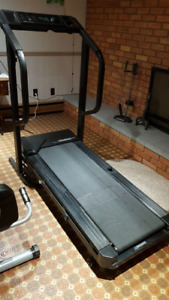 Weslo Cadence Treadmill plus weights