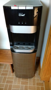 Master Chef water cooler:  new cond.