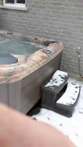 HOT TUB chiropractic/theraputic designed from (Sterling Pools) Peterborough Peterborough Area image 4