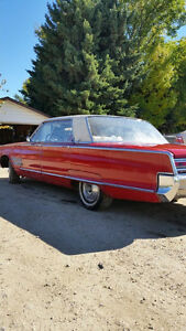 1966 chrysler 300 4 door ht, 383 4bbl. console car