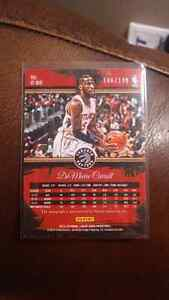 Demarre Carroll Autographed basketball card Kitchener / Waterloo Kitchener Area image 2
