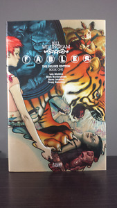 Fables: Deluxe Edition 1&2 - By Bill Willingham