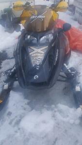 Ski-Doo  MXZ X