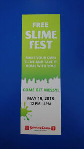 Make your own slime!