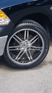 Dodge Ram 1500 Wheels & Tires $750