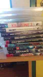 Ps3 games to trade  Cambridge Kitchener Area image 1