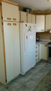 Kitchen cabinets , armoires de cuisine