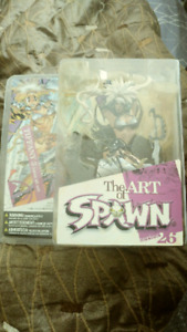 The art of spawn series 26 tiffany 3
