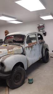 1947  A40 Austin
