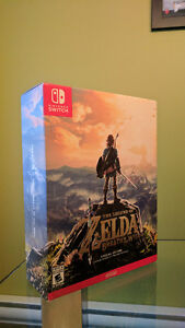 The Legend of Zelda: Breath of The Wild Edition Spéciale