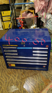 Blue tool box for Sale
