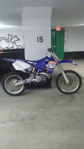 Yamaha yz 250 2.000. Mint condition
