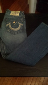 Authentic True religion jeans. 80 sz 28