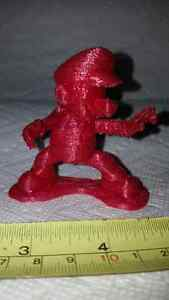 3d printed PokeMon figures, Mario, Star Trek, keychains etc.. Windsor Region Ontario image 10