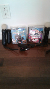 Manette playstation move