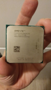 AMD FX-8320 8-Core Desktop Processor. 3.6GHZ