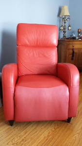 Fauteuil inclinable/ Recliner