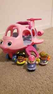 Fisher-Price Little People - pink/girly Lot London Ontario image 8