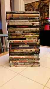 Tons of DVD'S for sale