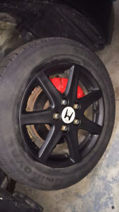 ultimate package rims and calipers $200 back to school sale