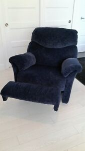 fauteuil bercant inclinable Elran