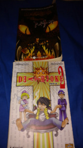 2 manga pour 5$