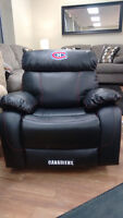 Montreal Canadians Recliner