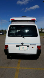 Eurovan Winnebago, 65 000 original miles. MANUAL