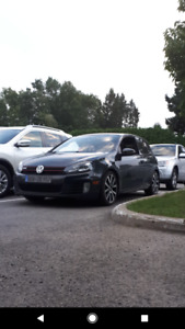 Volkswagen gti mk6 2013