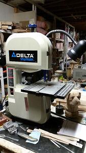 Scie à ruban Delta ShopMaster