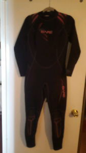 Women's full coverage wetsuit BARE