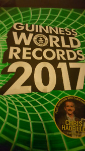 Guiness book of World Records 2017