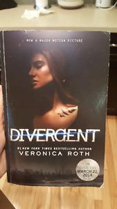 Divergent/Insurgent Book