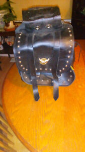 Willie Max saddle bag Great Condition