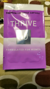 WANTED: Thrive Premium Lifestyle Capsules for Women