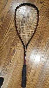 Prince Extender OS Featherlite Squash Racquet