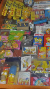 The Simpsons Collectables and Merchandise