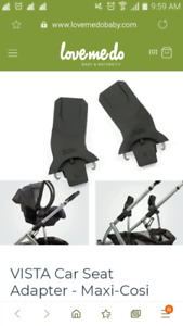 WANTED CARSEAT ADAPTER