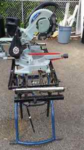 KING CANADA CHOP SAW WITH STAND London Ontario image 2