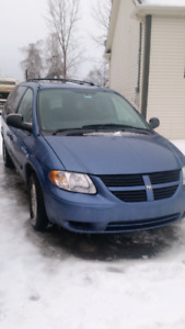 "Dodge Grand Caravane ""Stow and Go "" 2007"