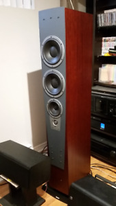Dynaudio S5.4 contour amazing full tower speakers - trade