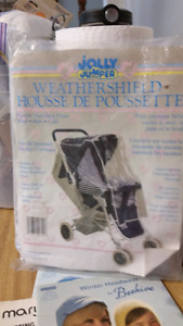 Raincover Weather Shield made by Jolly Jumper new in Package