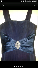 Beautiful prom dress /ballroom gown 14-16