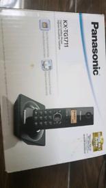 Panasonic cordless phone kx-tg1711