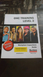 OHS Training Level 2 Workplace Inspections Guide