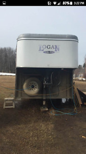 2010 Cargo Trailer 5th Wheel