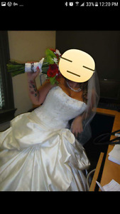 Maggie Sottero- Priscilla Wedding dress