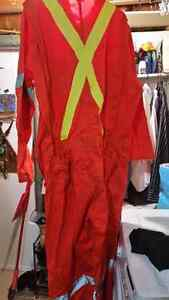 AGO fr rated coveralls