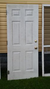 doors and sreen doors