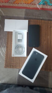 Excellent conditon iPhone 7 Black 32 GB Unlocked